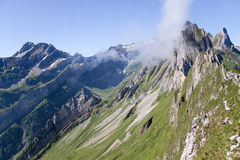Saentis 3 Royalty Free Stock Photos