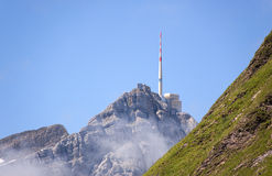Saentis 4 Royalty Free Stock Photography