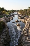 Safa Park in Dubai Royalty Free Stock Photos