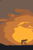 Safari Stock Image