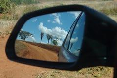 Safari Africa. Safari adventure by own car Royalty Free Stock Photo