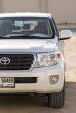 Safari de désert à Dubaï Image stock