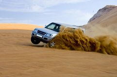 Safari de désert