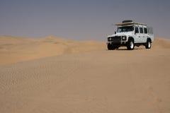 Safari del deserto Fotografie Stock