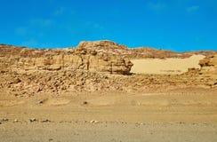 Safari en el desierto de Sinaí, Egipto fotos de archivo libres de regalías