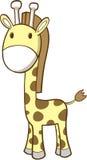 Safari-Giraffe-Vektor Stockfoto