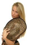 Safari girl Stock Images