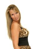 Safari girl Royalty Free Stock Images