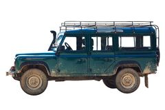 Safari jeep Stock Images
