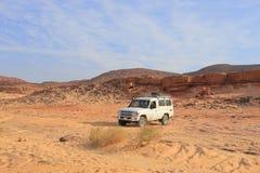 Safari jeep Royalty Free Stock Images