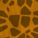 Safari Jungle Themed Seamless Background stock photos