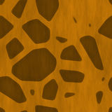 Safari Jungle Themed Seamless Background Royalty Free Stock Images