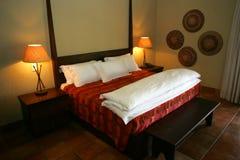 Safari Lodge Royalty Free Stock Photography