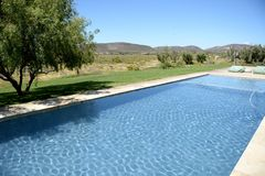 Swimming Pool In Luxury Safari Lodge Royalty Free Stock Photo Image 22622115