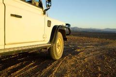 Safari nel Namibia fotografie stock