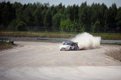 Safari Rally Cross Championship polaca Imágenes de archivo libres de regalías