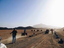Safari in Sharm Royalty Free Stock Photos