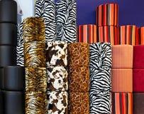 Safari stools Royalty Free Stock Photos
