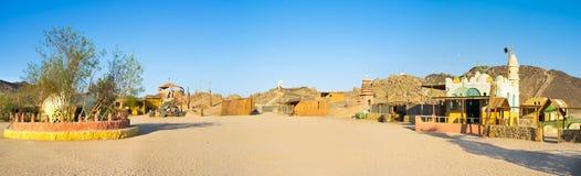Safari to Bedouins Stock Photos