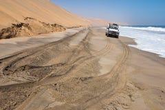 Safari trip in Namibia Royalty Free Stock Photos