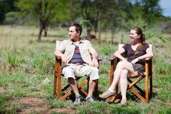 Safari vacation Royalty Free Stock Image