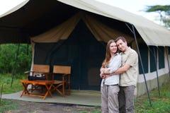 Safari vacation Royalty Free Stock Photography