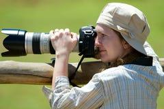 safarisemester Royaltyfri Foto