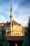 Safarnbolu - Mosque in the setting sun, Turkey Stock Photography