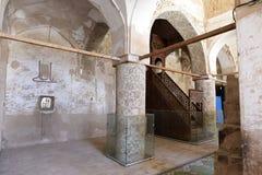 Safavi moské i Isfahan, Iran Royaltyfria Bilder