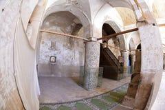 Safavi moské i Isfahan, Iran Royaltyfria Foton