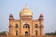 Safdarjung mausoleum Stock Photography