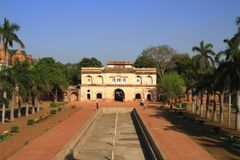 Safdarjung's Tomb Royalty Free Stock Photography