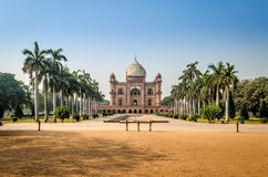 Safdarjung tomb Royalty Free Stock Photo