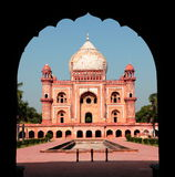 Safdarjung Tomb, New Delhi Royalty Free Stock Photo