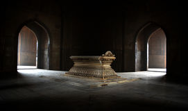 Safdurjung Tomb Stock Photo