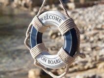 Safe belt Stock Images