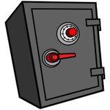 Safe Box Stock Image