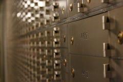 Safe Boxes Stock Photo
