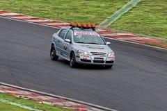 Safe Car in Interlagos Brazil Royalty Free Stock Photos