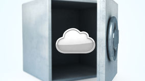 Safe cloud Stock Images