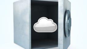 Safe cloud Stock Images