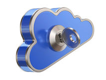 Safe cloud Royalty Free Stock Photo