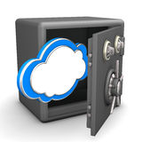 Safe Cloud Stock Photography