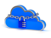 Safe cloud Royalty Free Stock Photography