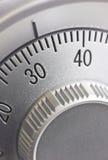 Safe combination dial stock photos