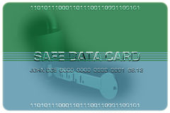 Safe Data2 Stock Photo