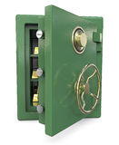 Safe deposit box Royalty Free Stock Images