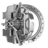 Safe deposit vault Royalty Free Stock Photography