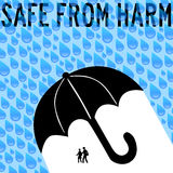 Safe from harm Stock Images