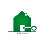 Safe house Stock Photography